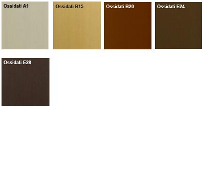 Finiture ed essenze legno per serramenti alluminio e legno for Uniform alluminio